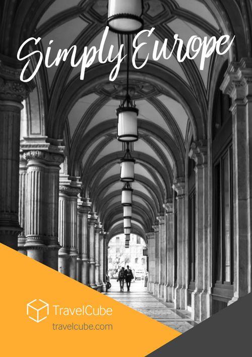 Simply Europe - TravelCube New Brand