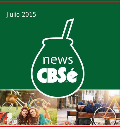 Novedades del Mundo CBSé - Julio 2015