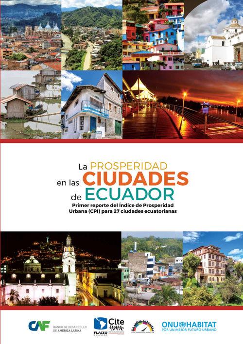 LA PROSPERIDAD EN LAS CIUDADES DE ECUADOR