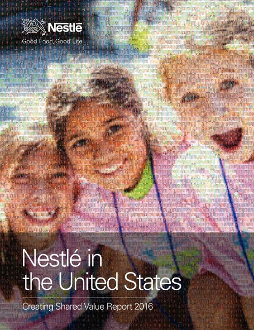 Nestlé in the United States: Creating Shared Value 2016