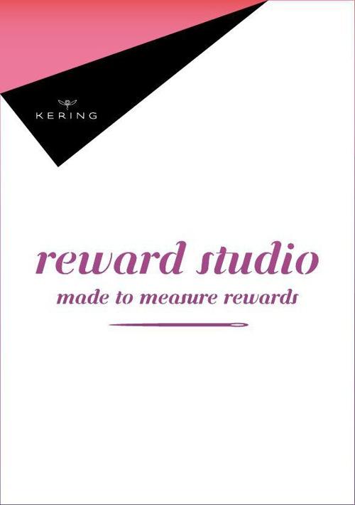 Reward Studio - Made to Measure Rewards