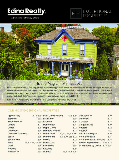 February 2017 Exceptional Properties Magazine