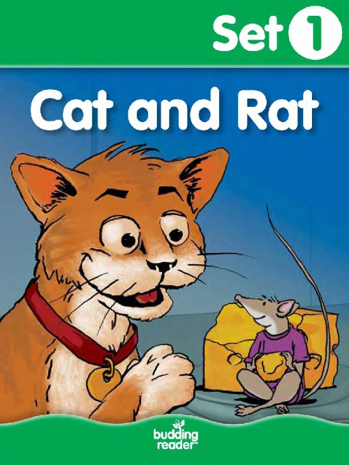 Cat and Rat FREE 10 Book Set