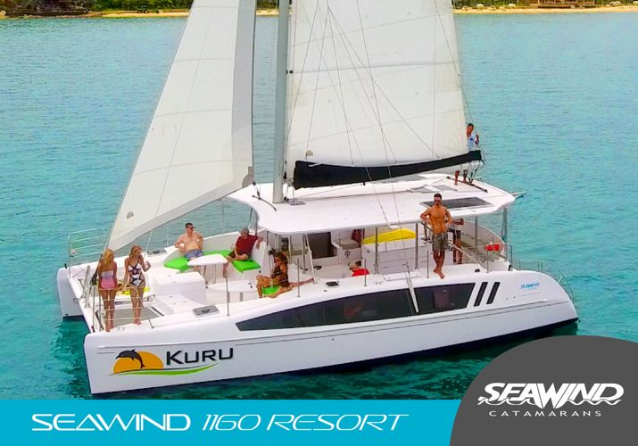 Seawind 1160 RESORT Brochure