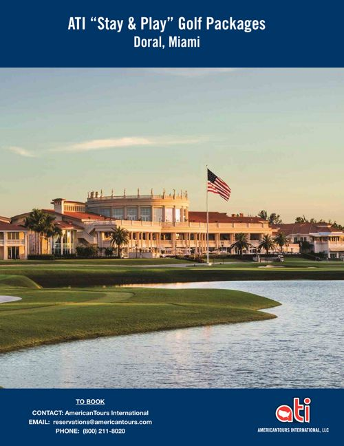 Trump Doral - Golf Packages_ATI Domestic Accounts