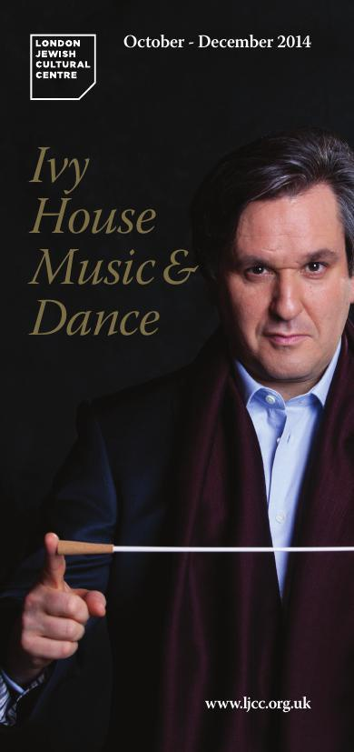 Ivy House Music and Dance programme AUTUMN 2014 Online Single pa