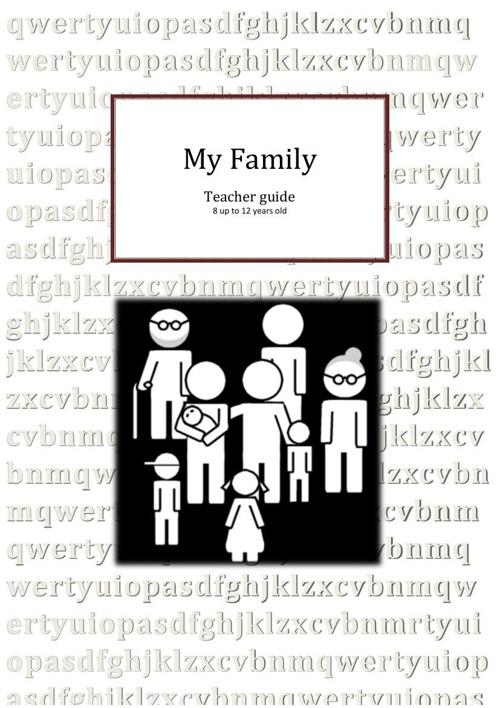 My Family teacher guide 2