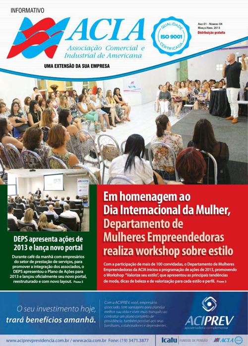 Informativo ACIA 004