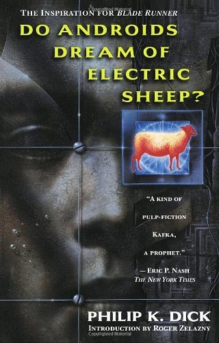 English Scrapbook - Do Androids Dream of Electric Sheep?