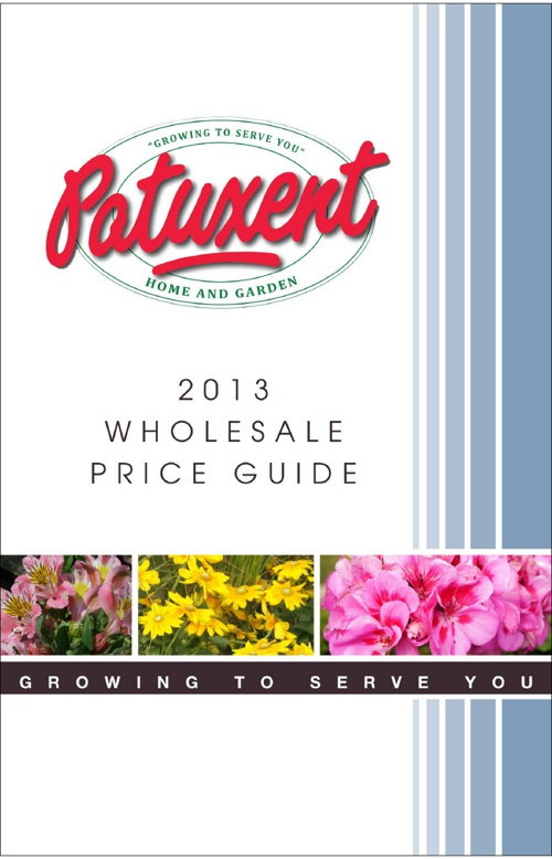 Patuxent Contractor Catalog Large Update
