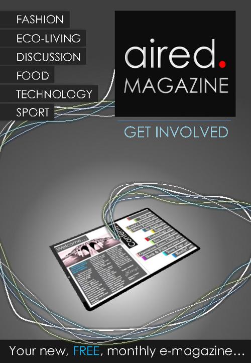 AIRED magazine
