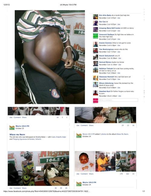 DUAB)- CURSES IN GHANA