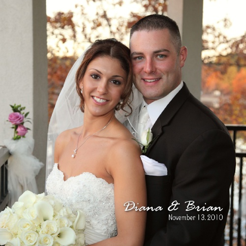 Diana and Brian's Album