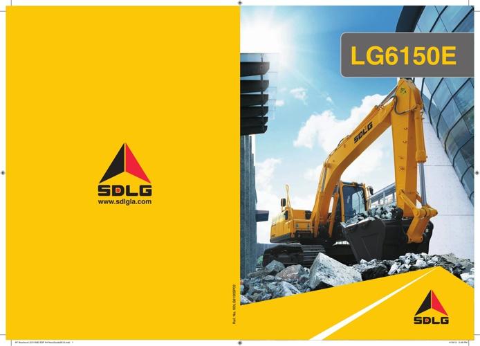 LG 6150E - SDLG