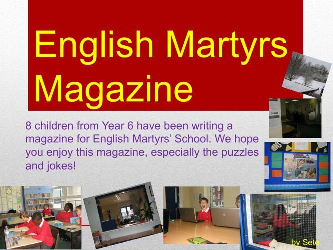 EMRCP Magazine