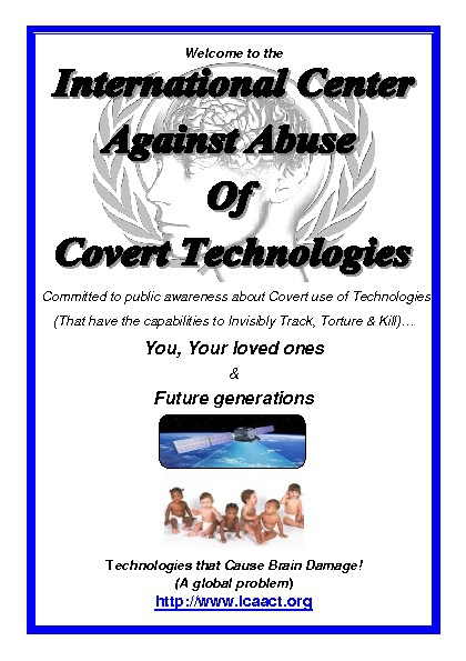 'International Center Against Abuse of Covert Technologies'