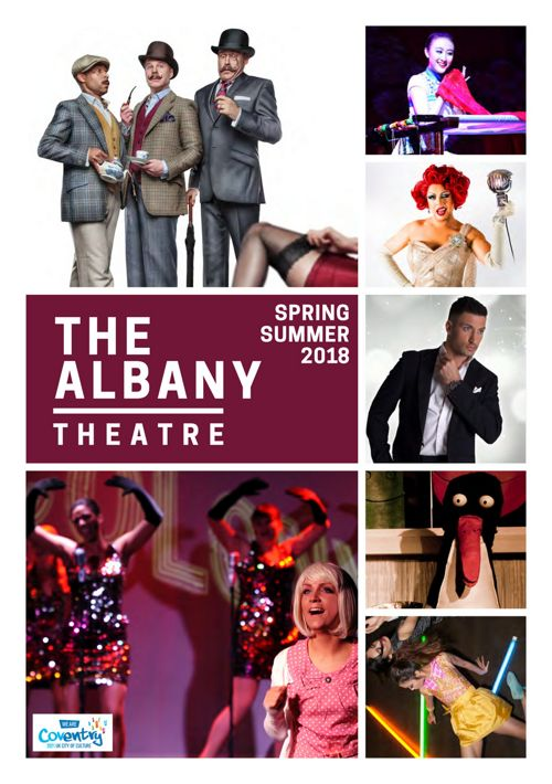 The Albany - Spring/Summer Brochure 2018