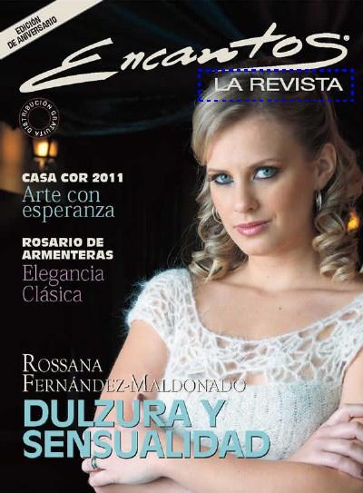 Revista Encantos prueba