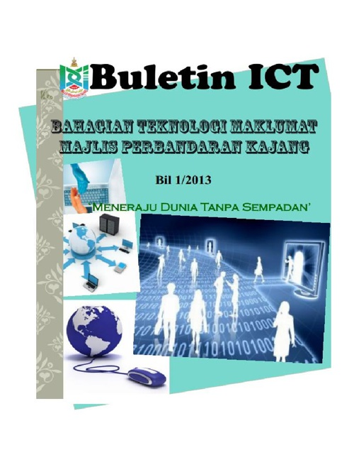 Buletin ICT Bil 1-2013