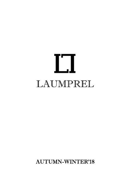 LAUMPREL AW2018-19 COLLECTION
