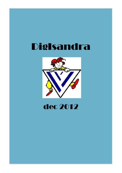 DigIsandra dec 2012