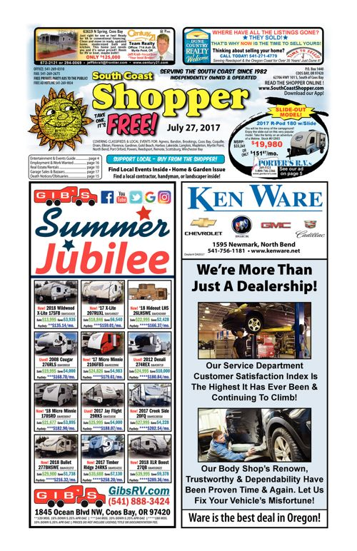 South Coast Shopper e-Edition 7-27-17
