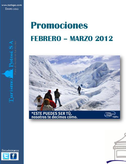 Promociones Febrero - Marzo 2012