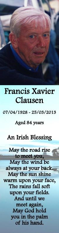 Francis Clausen