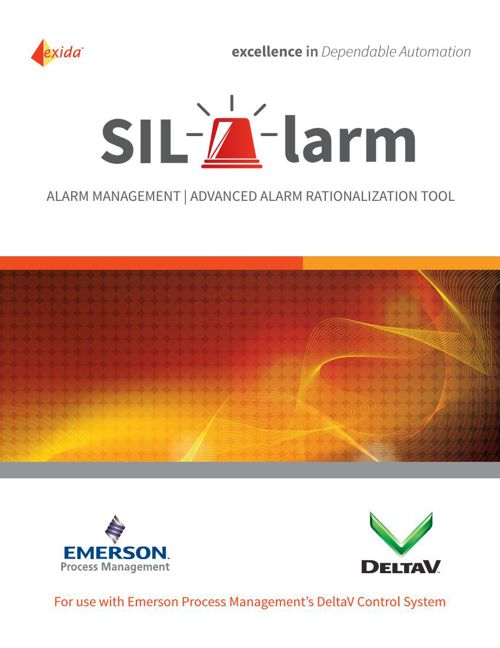 SILAlarm - For use with Emerson Process Management DeltaV