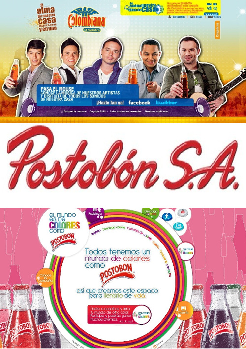 Comunicación Externa Postobon S.A.