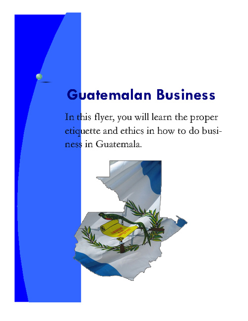 Business in Guatemala