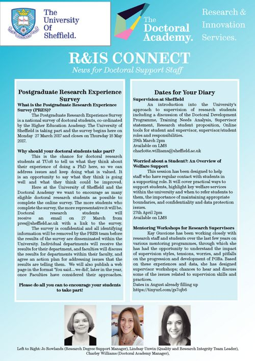 R&IS Connect March 2017