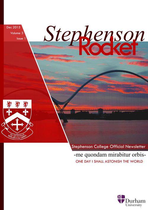 The Stephenson Rocket - Dec 2015 Updated