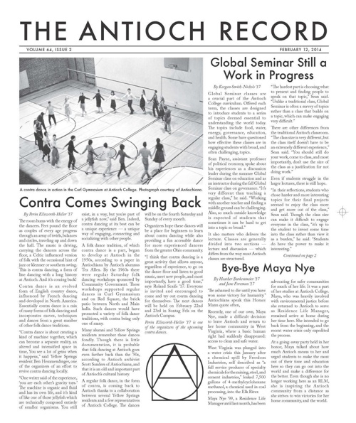 Antioch Record - February 12, 2014
