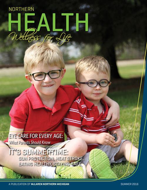 Northern Health - McLaren Northern Michigan Magazine