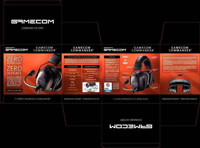 GameCom Headsets