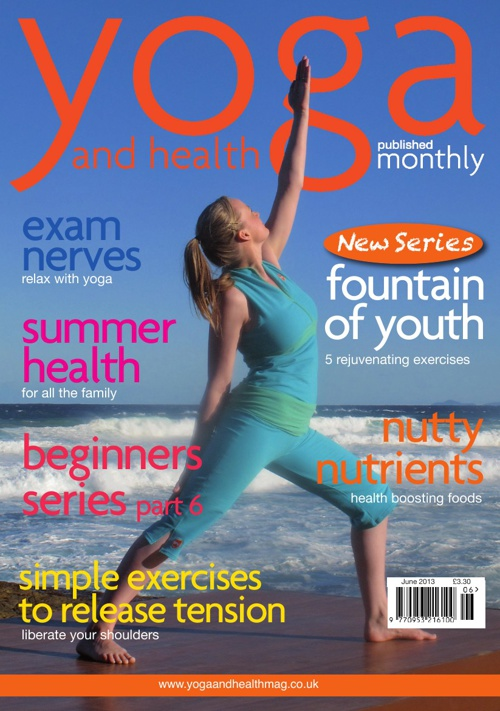 Yoga and Health Magazine June 2013