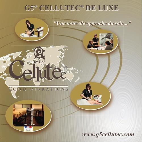 Livret G5 ®  CELLUTEC ®  DE LUXE