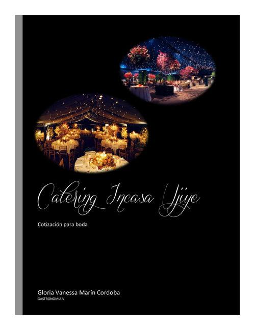 Catering Incasa Ujive