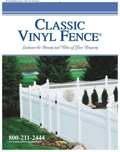 Classic Vinyl Brochure