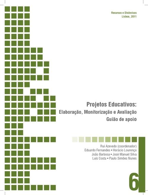 Projetos Educativos - Guião de Apoio