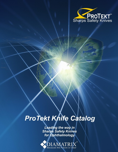 ProTekt Sharps Safety Knife Catalog Nov 2013