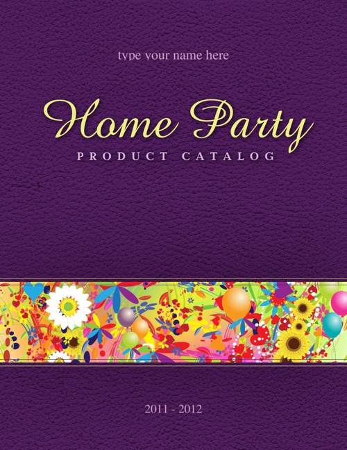 Home Party Catalog