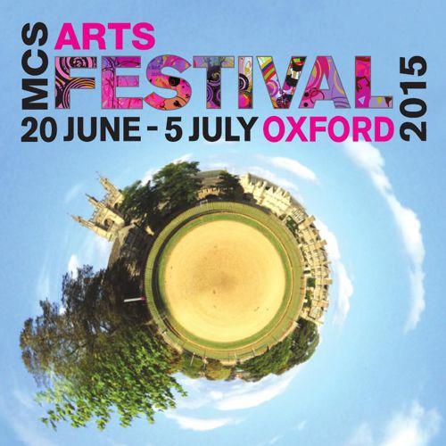 Arts Festival Oxford 2015 Brochure
