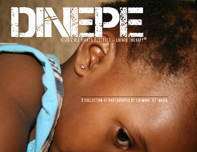 DINEPE, a collection of photographs