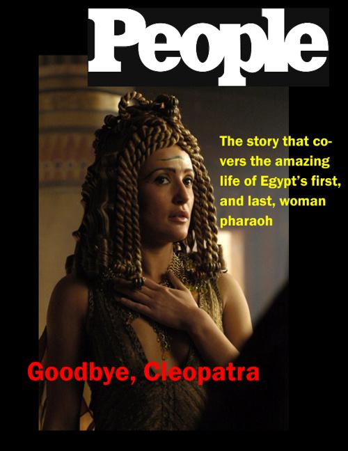 Cleopatra Draft Fletcher
