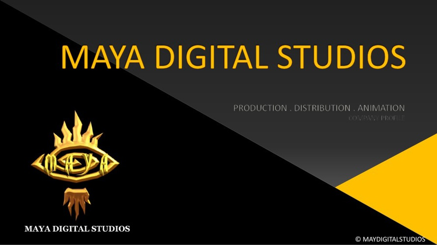 Maya Digital Studios - An Introduction