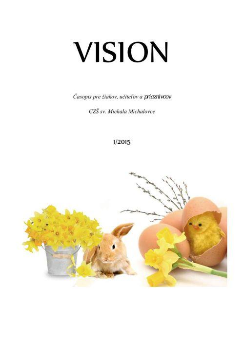 VISION 1/2015