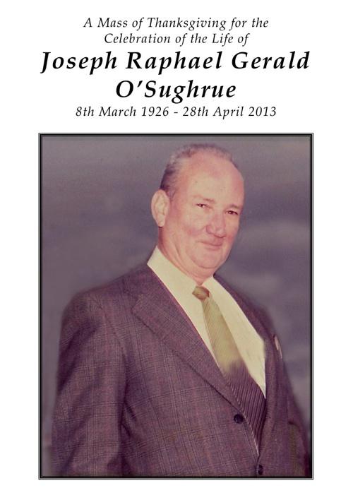 Joseph O'Sughrue