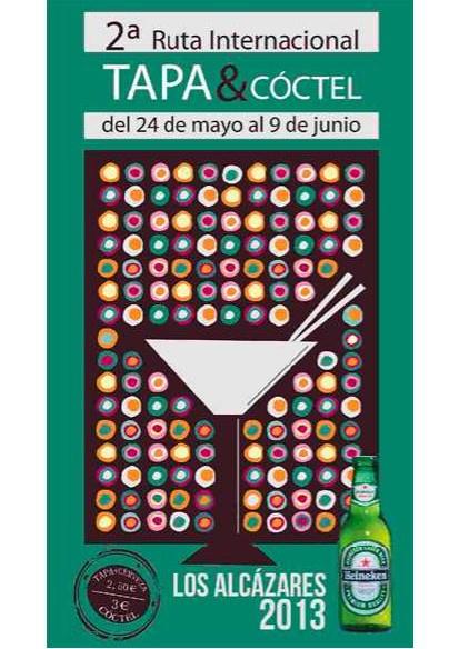 2ª RUTA INTERNACIONAL DE TAPA & COCTEL 2013